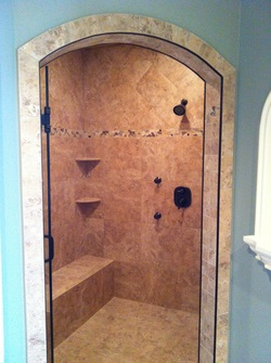 Ken Jobe Flooring Can Provide You With A Custom Walk In Shower Including  Removal Of Existing Tub Or Fiberglass Shower Inserts. We Install Our Custom  Showers ...